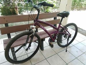 Linda bicicleta caloi alumínio 500 sw
