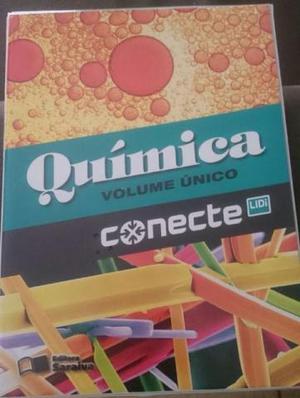 Livro Conecte Quimica Vol. Unico