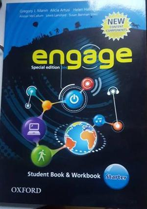 Livro Engage special edition Oxford