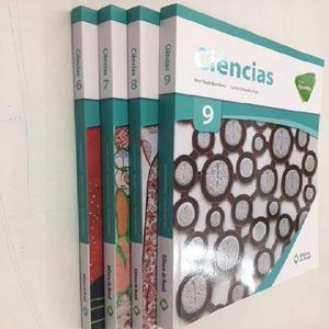 Livro Projeto Apoema Ciências 6º, 7º, 8º e 9º ano