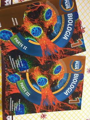 Livro de Biologia - Biologia das células - Parte 2 e 3,