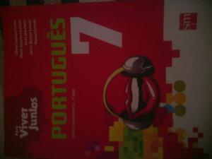 Livro de Português 7 ano