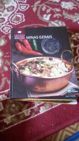 Livro de Receitas Minas Gerais