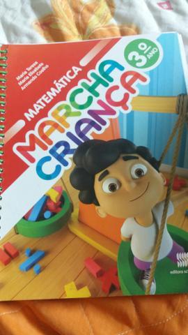 Livro marcha da criança 3° ano fundamental 1