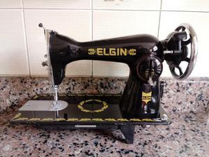 Máquina de costura antiga Elgin 5X SEM JUROS