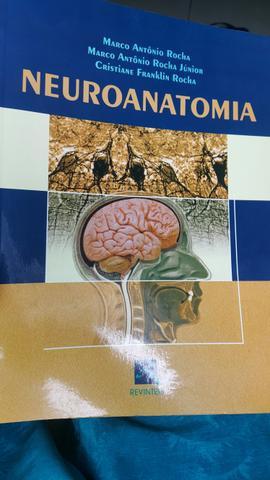 Neuroanatomia Livro Marco Antonio Rocha