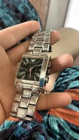 Relógio Emporio Armani vendo ou troco