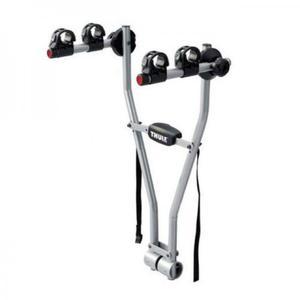 Suporte para duas (2) bicicletas - engate reboque do carro -