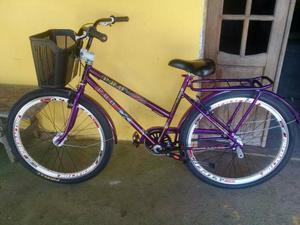 Urgente bicicleta aro 26 toda montada nova é ela
