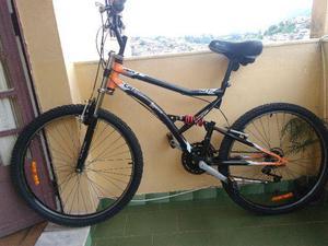 Vendo ou troco 2 bicicletas Caloi