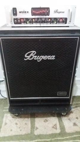 Amplificador + Cabeçote Bugera BTX  The Nuke