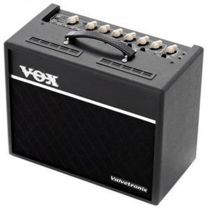 Amplificador Vox Vt 20+ Valvetronix 30wats Válvula no pré