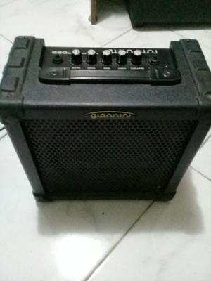 Caixa amplificada gianini B20 Bass Amplifier