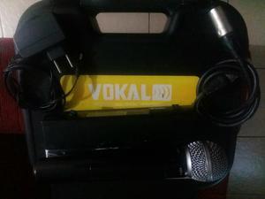Microfone sem fio Vocal
