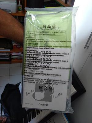 Teclado Casio Standard CTK