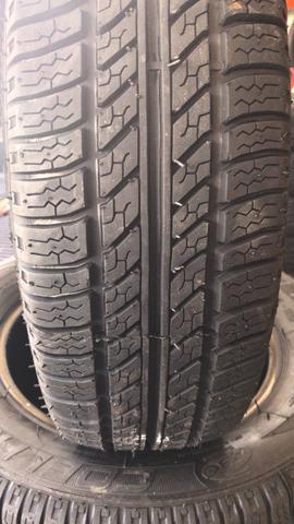 Um pneu aro 13 pra você