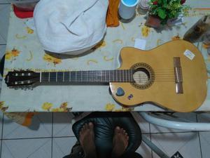 Vendo ou troco violão Rozini Elétrico Profissional