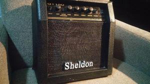 Amplificador para Guitarra Sheldon Gt150 15w Rms
