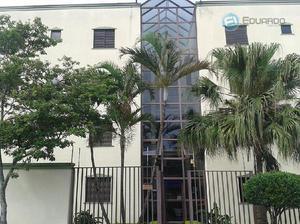 Apartamento residencial à venda, Vila Suissa, Mogi das