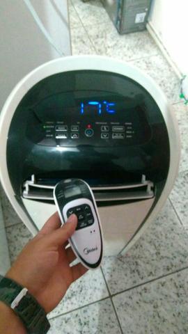Ar condicionado Portátil 110V C/controle remoto