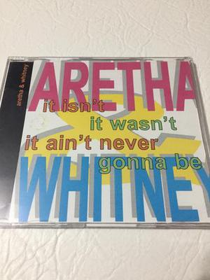 Aretha Franklin e Whitney Houston It Isnt It Wasnt, it aint