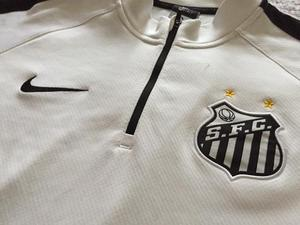 Blusa de Treino Nike Santos FC Away 2015 - (Domiciano)