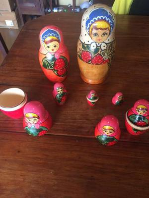 Boneca Russa original