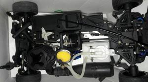 Carro de corrida controle remoto Tatic 2200 conforme fotos