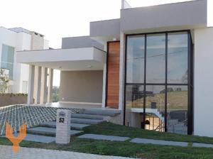 Casa residencial à venda, Condomínio Campo de Toscana,