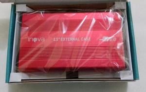 Case para HD Externo Inova Hd Sata Notebook 2.5 Bolso Xbox