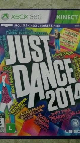 Just Dance Semi-novo