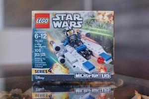 Lego Star Wars Microfighter Series 4 Y-Wing