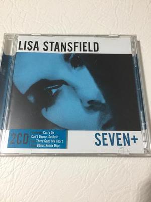 Lisa Stansfield seven deluxe 2 discos cd importado