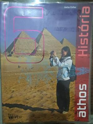 Livro Athos História 6° ano