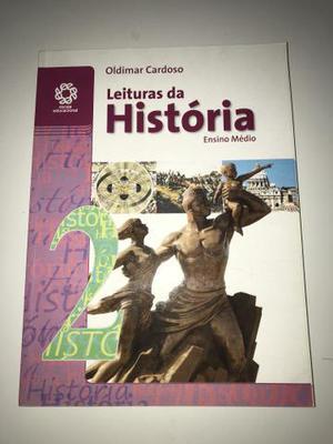 Livro Coleção Leituras da História - Ensino Médio