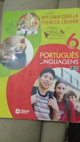 Livro de Português - Linguagens 6 ano