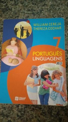 Livro de Português - Linguagens 7 ano