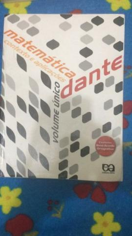 Livros novos ensino medio e usados 9ºano