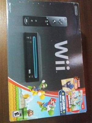 Nintendo Wii Desbloqueado Com Hd 500 Controle E Adap. Hdmi