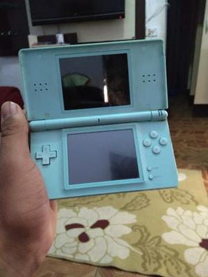 Nintendo ds lite blue