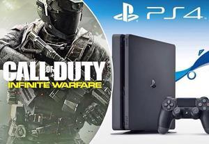 PlayStation 4 com jogo em até 12xno cartão