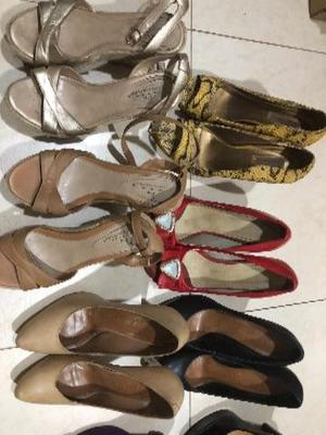 Sapatos e tênis em ótimos estado