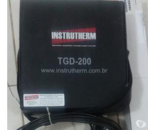 TERMÔMETRO DE GLOBO (MEDIDOR DE STRESS TÉRMICO) TGD-200