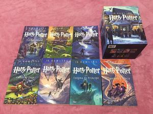 combo de livros harry potter