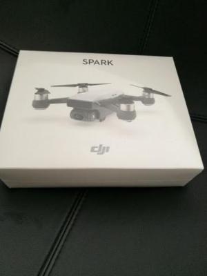 Drone Dji Spark Na Caixa Lacrada e com Nota Fiscal