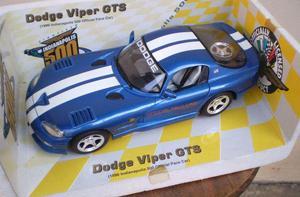 Miniatura de Dodge Viper.- 184 -