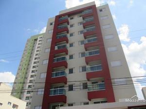 Apartamento 02 dormitórios (01 Suite)