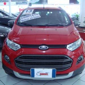 Ford EcoSport FREESTYLE 1.6 16V Flex 5p 2013