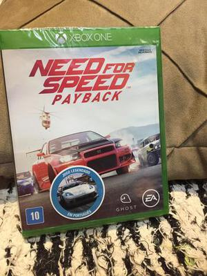 Need For Speed Xbox One Barato