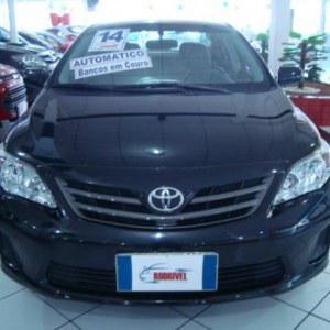 Toyota Corolla GLi 1.8 Flex 16V Aut. 2014